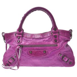 Balenciaga-Balenciaga city-Purple