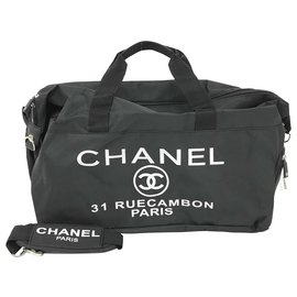 Chanel-Chanel Boston-Black