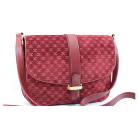 Céline-Céline shoulder bag-Red