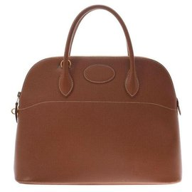 Hermès-Hermes Bolide-Brown