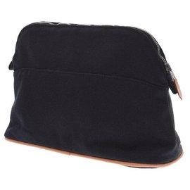 Hermès-Hermès Bored pouch MM goods-Black