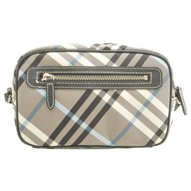 Burberry-Burberry Label Nova Check-Black
