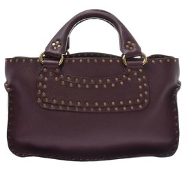 Céline-Céline Boogie bag wine-red-Brown