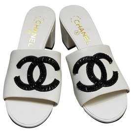 Chanel-Chanel sandals-Multiple colors