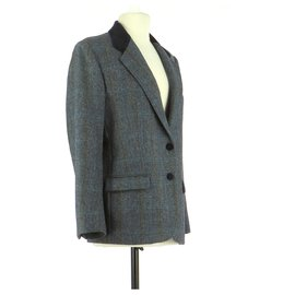 Burberry-Vest / Blazer-Navy blue