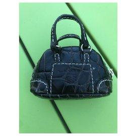 Lancel-Purses, wallets, cases-Dark brown