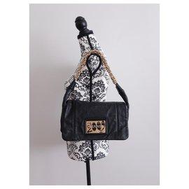 Chanel-SAC CHANEL PARIS-MOSCOU-Noir