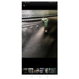 Chanel-Sac cabas Chanel Petite PST-Noir