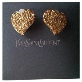Yves Saint Laurent-1980S-Golden