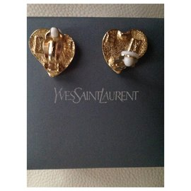 Yves Saint Laurent-1980s-Doré
