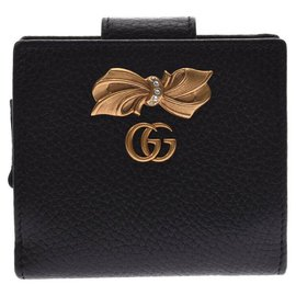 Gucci-Gucci Bow compact-Noir