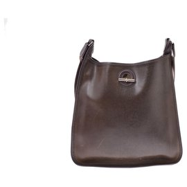 Hermès-Hermès Vintage Shoulder Bag-Brown