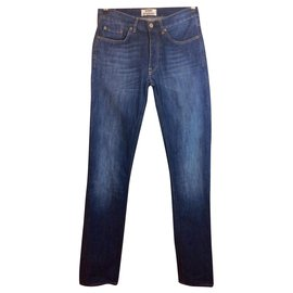 Acne-Blue jeans Roc Verakai-Blue