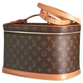 Louis Vuitton-Nice-Marron