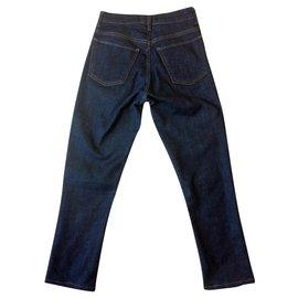 Acne-Blue jeans Needle raw reform-Blue