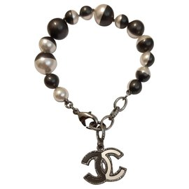 Chanel-Bracelets-Noir,Blanc