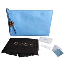 Gucci-Bamboo-Bleu clair