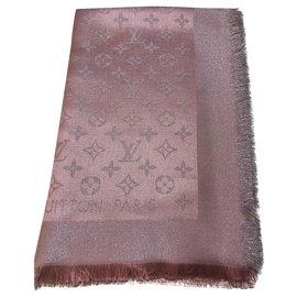 Louis Vuitton-Brillance monogramme rose-Rose