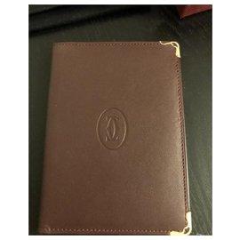Cartier-Étui passeport Cartier-Bordeaux
