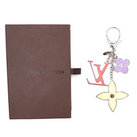 Louis Vuitton-Porte-clés porte-clés monogramme multicolore Louis Vuitton-Autre