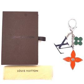 Louis Vuitton-Louis Vuitton Multicolors Monogram Epi Porte-clés Charm Porte-clés-Multicolore