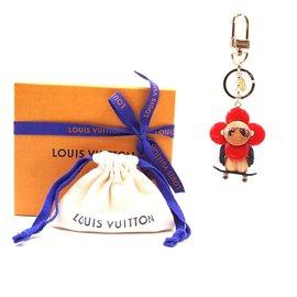 Louis Vuitton-Porte-clés Louis Vuitton multicolore Vivienne Skateboarder-Multicolore
