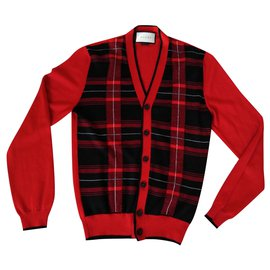 Gucci-Vest-Red