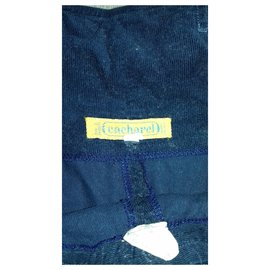 Cacharel-overalls set-Navy blue