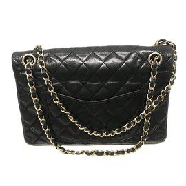 Chanel-Chanel Timeless / Classique-Noir