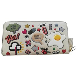 Anya Hindmarch-Wallets-Multiple colors