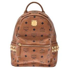 MCM-MCM vintage backpack-Other