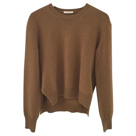 Céline-Knitwear-Brown