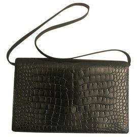 Hermès-Lydie Bag Hermes-Black