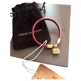 Louis Vuitton-Bracelet Alma-Rouge