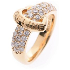 Céline-Céline Vintage ring-Golden