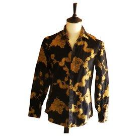 Kenzo-chemise KENZO taille 41 parfait état-Noir