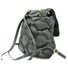 Chanel-Chanel Bubble Backpack-Black