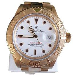 Rolex-YACHT-MASTER-Golden