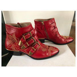 Chloé-Suzanne-Red,Golden