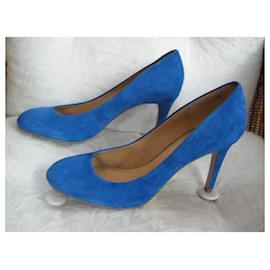 Nine West-Heels-Blue