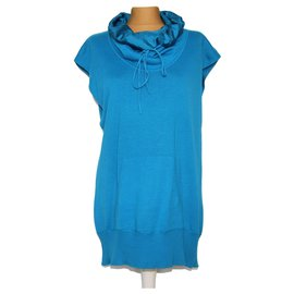 Armani Exchange-Knitwear-Blue