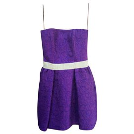 Mary Katrantzou-Dresses-Purple