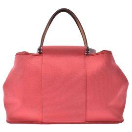 Hermès-Hermès Qabac MM-Rouge