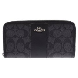 Coach-Coach Signature outlet-Black