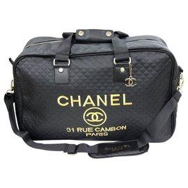 Chanel-Chanel Boston-Black