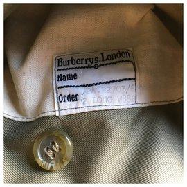 Burberry-Classic check-Khaki