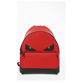 Fendi-Fendi backpack new-Red