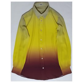 Acne-Tops-Other,Yellow