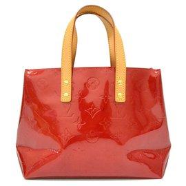 Louis Vuitton-Louis Vuitton handbag-Red