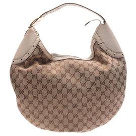 Gucci-Gucci handbag-Beige